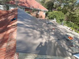 Wahroonga Roof Replacement
